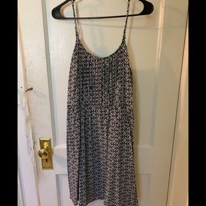 Black and white sundress from Old Navy